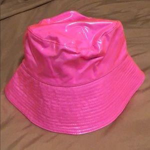 Gilles Francois Paris Pink Hat
